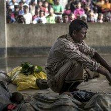 Rohingya women, children perish in sea voyage from Myanmar