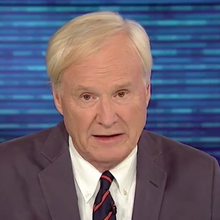 Staffer Received Payment From MSNBC's Chris Matthews After Sexual Harassment Complaint