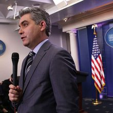 Jim Acosta Sounds Like A DNC Plant With These Nonsensical Stats About Mass Shootings
