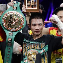 Srisaket Sor Rungvisai knocks out Roman 'Chocolatito' Gonzalez in rematch