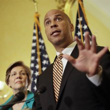 Cory Booker wants to legalize marijuana. Could that curb the opioid epidemic?