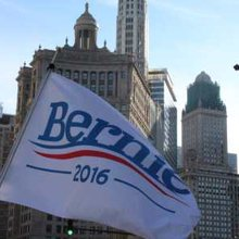 Chicago's March For Bernie