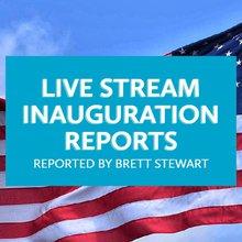 Live Stream Inauguration Reports
