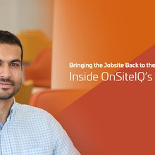 Bringing the Jobsite Back to the Office: Inside OnSiteIQ's Launch