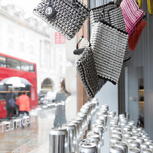 Robots Build London's First 3D Printed Store Using Up-cycled Plastic