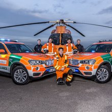 Substantial increase in calls for Magpas Air Ambulance in 2017 - topping 2016 with over 100 more ...