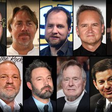 An Ongoing List Of Powerful, Famous Men Who Have Been Accused Of Sexual Harassment Or Assault