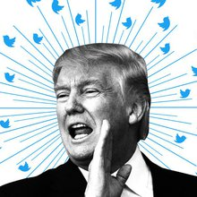 Here's Some Of Trump's Most Memorable Tweets of 2017
