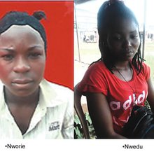 Enugu's child trafficking cartel steals babies from mothers, jail them