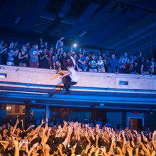 LIVE REVIEW: FOALS AT THE ENMORE