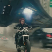 Electric Harley-Davidson featured in Avengers: Age of Ultron [VIDEO]