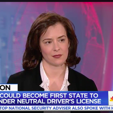 Oregon could become the first state to offer gender neutral driver's licenses