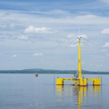 A story of two turbines ... and opinions aplenty