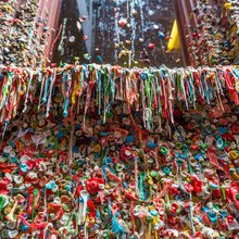Are bubble gum walls dazzling or disgusting?