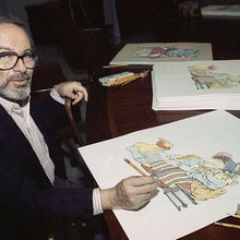 Sendak's 'Presto And Zesto In Limboland' To Be Published In 2018