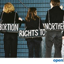 """""""Northern Ireland still holds the harshest punishment for illegal abortions anywhere in Europe"""""""