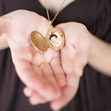 I Was Given My Grandmother's Name, But I Took Her Locket