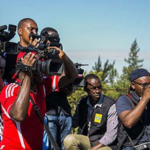 Rwandan journalist flees to exile