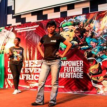 Inside Africa's Largest Comic Convention, LAGOS COMIC CON