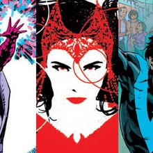 From DR. DOOM To NIGHTWING and SCARLET WITCH: Re-Assessing Romani Representation In Comic Books