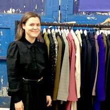 Wear the Walk in Hackney Central offers blockbuster fashion - to rent