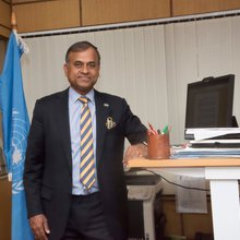 Kenya A beacon of Hope, says UNDP Representative Siddharth Chatterjee* - IDN-InDepthNews | Analys...