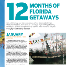 12 Months of Florida Getaways