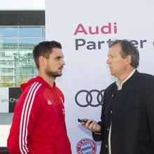 Bayern Munich's Sven Ulreich: It's not easy to replace Manuel Neuer