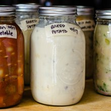 Here's how to throw a soup swap party with help from Virginia Willis