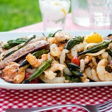 Throw a grilled gumbo party with help from Virginia Willis