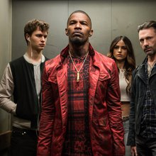 """Movie Review: """"Baby Driver"""""""