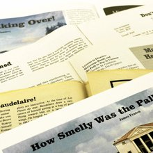 Yuk! Pshaw! Excelsior! Fifty Years of Headlines from The New York Review by Matthew Howard