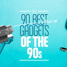 The 90 Best Gadgets of the '90s