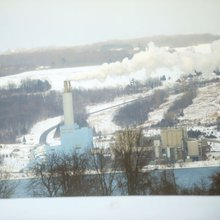 What a debate over a Tompkins County power plant means for Cayuga County