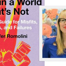 Jennifer Romolini's New Career Guide Is for F*ckups and Failures