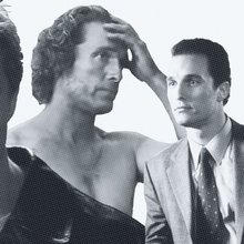 When Did Matthew McConaughey Get so Serious?