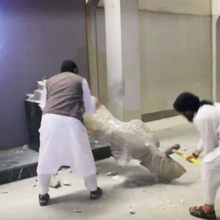 Why Did ISIS's Mosul Museum Video Feel Eerier than Its Other Videos?