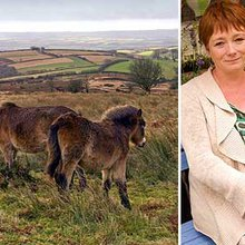 Why Liz Jones is wrong about Exmoor