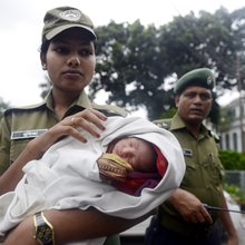 Abducting and selling babies in Bangladesh