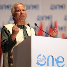 Grameen Bank 'has lost its freedom'