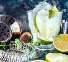Gin revival hard to miss worldwide