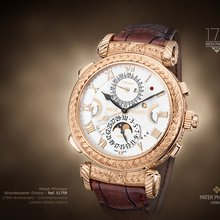 Patek Sells Out Line of Watches That Cost as Much as a Yacht