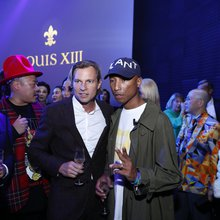 100 Years: How the House of Rémy Martin and Louis XIII Cognac are thinking a century ahead to sa...