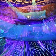 TRAVEL/World's biggest underground trampoline opens in Wales
