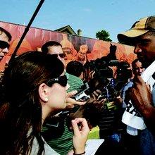Davis working to help Michael Sam, NFL