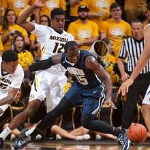 Missouri beats Oral Roberts 78-64