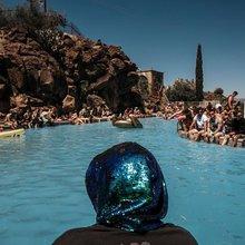 Solange, Skrillex, and Utopia in a Futuristic Desert City