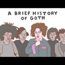 A Brief History of Goth
