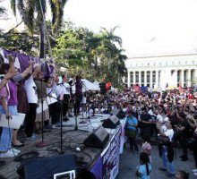 Philippines joins global rallies on International Women's Day | News