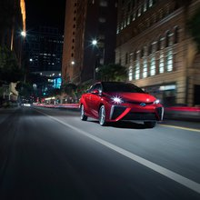 Toyota Sells 3,000 Murai Hydrogen Fuel Cell EV in California - The Scope Weekly magazine